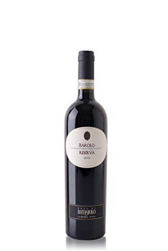 Batasiolo, BAROLO DOCG RISERVA 2012, Vino Rosso Fermo Secco, Vino Maturo prodotto da uve di Nebbiolo, Sapore Corposo