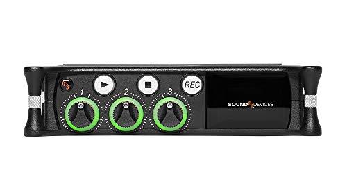 SOUND DEVICES (サウンドデバイス) ポータブルミキサー&レコーダー MixPre-3 II