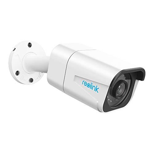 Telecamera di Sicurezza da Esterno Reolink 4K Ultra HD 8MP Aggiuntiva PoE IP B800 Funziona Solamente con il Sistema di Telecamera Reolink 8MP PoE