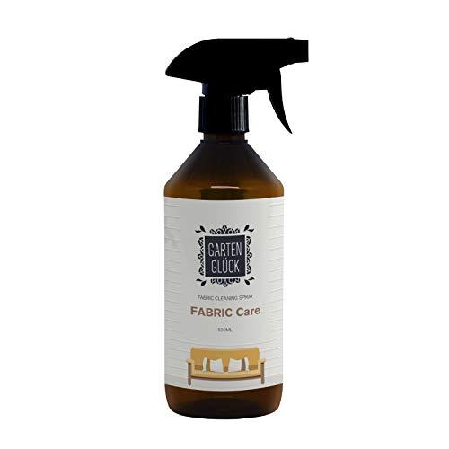 Spray per pulizia tessuti arredo GARTEN GLÜCK   500ml   smacchiatore per pulire il tessuto del...