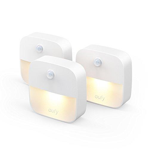 Anker Eufy Lumi (LEDセンサーライト)【どこでも設置可能 / モーションセンサー搭載 / 3個セット】