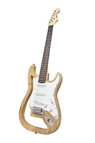 Guitarra Stratocaster Benson Madero Ghost Natural