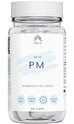 Keto Plus Actives PM (60 CAPS) - Quemagrasas potente y rapid