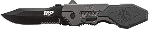 Smith & Wesson SWMP4LS 8.6in S.S.