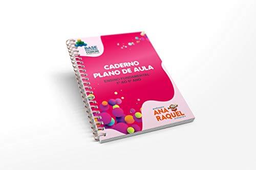 cuaderno de planes de lecciones Escuela primaria 1 ° a 5 ° BNCC: PLANIFICACIÓN SEGÚN EL CURRICULAR DE BASE NACIONAL COMÚN