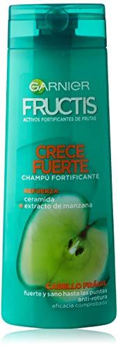 Garnier Fructis Crece Fuerte Champú, Pelo Frágil, 360ml