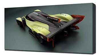Lilarama 2020 Aston Martin Valkyrie AMR Pro V3 - Canvas Art Print - Wall Art - Canvas Wrap