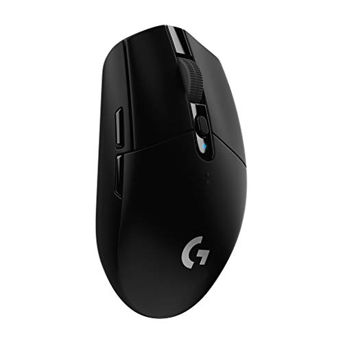 Logitech G305 Lightspeed Ratón Gaming Inalámbrico, Captor HERO 12,000...