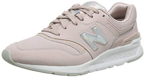 New Balance 997H', Zapatillas Mujer, Rosa Espacial, 39 1/3 EU