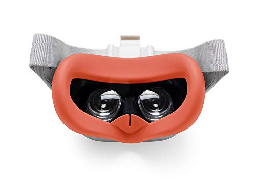 VR Cover Silicone Cover for Oculus Quest 2 (Orange)