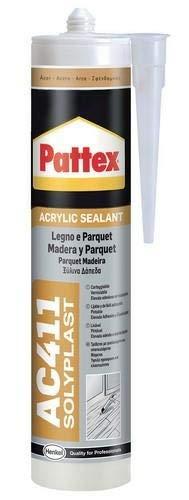 Pattex Silicone per legno, 300ml, marrone, 1611914