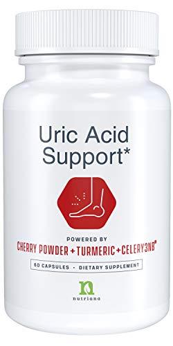 Nutriana Uric Acid Tart Cherry Capsules