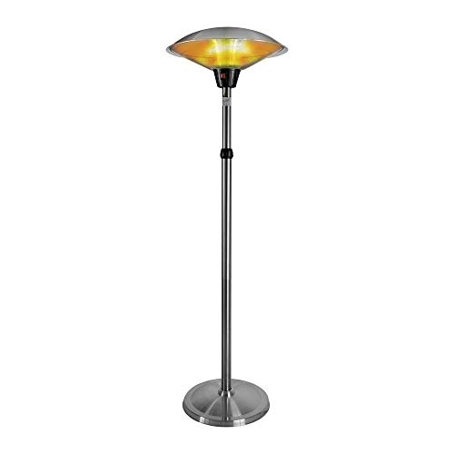 Gorilla Gadgets Electric Patio Heater, 1500w Heater for Instant...