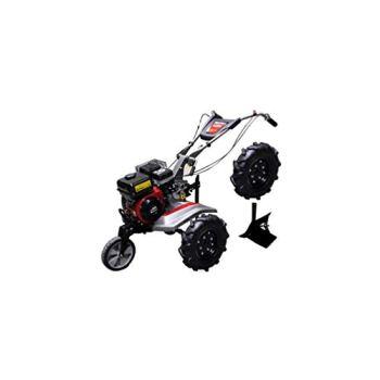 Campeon - Motoculteur thermique TM_500G2R PRO - Moteur 4 temps ECO200-212 cm3-8401R2PRO - Campeon