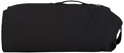 Stansport - Cotton Canvas Duffel Bag with Shoulder Strap for Travel & Storage