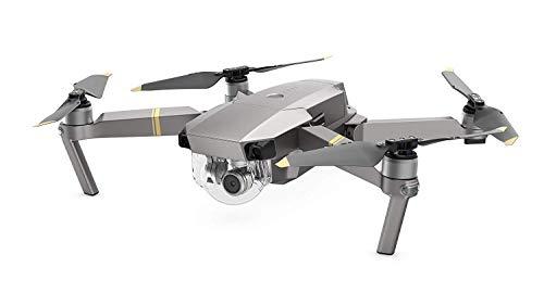 DJI - Mavic Pro Platinum - Quadcopter Drone con fotocamera