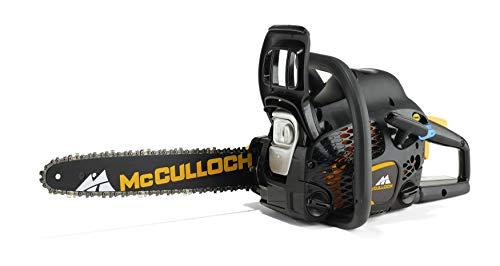 Tronçonneuse thermique CS42STE McCulloch: Tronçonneuse avec moteur de 1500 W, guide-chaîne de 41 cm, système de filtre à air CCS (N° d'art.00096-73.208.02)