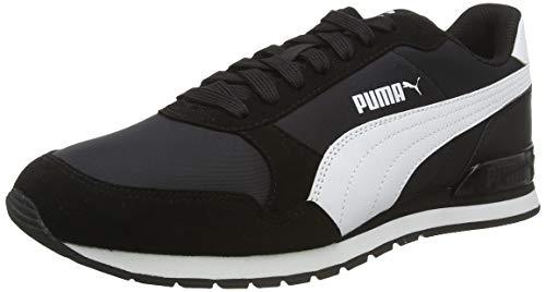 PUMA ST Runner v2 NL, Zapatillas Unisex Adulto, Black White, 40 EU