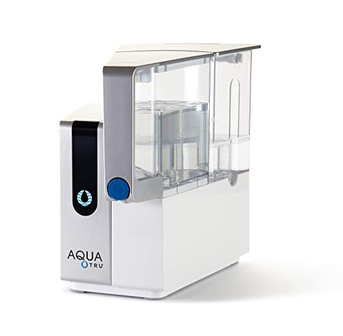 Product Image 4: AquaTru - Countertop Water Filtration Purification System with Perfect Minerals Drops - Exclusive 4-Stage Ultra Reverse Osmosis Technology (No Plumbing or Installation Required) | BPA Free