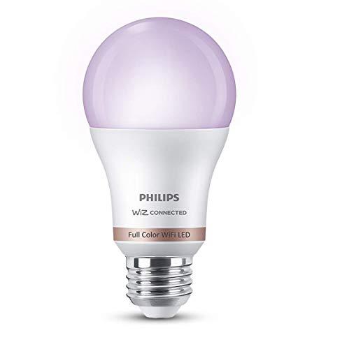 PHILIPS 10W e27 LED Warm White/Neutral White/White Bulb, (Wiz10_2)