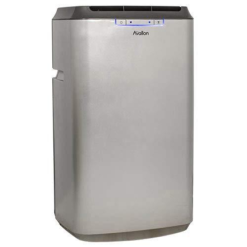 Avallon 12,000 BTU Dual Hose Portable Air Conditioner - No Draining Required