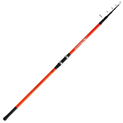 Shimano Fishing Sonora Surf Te 420 150g Canna da Pesca Surf Telescopica