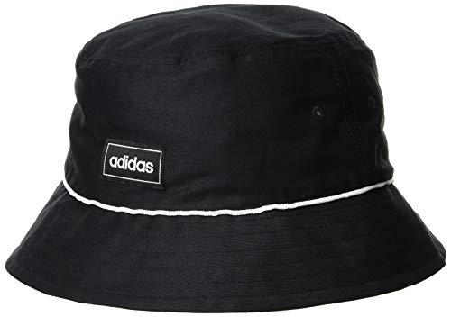 adidas Unisex Erwachsene CLSC Bucket Hat Cap Einheitsgröße Schwarz/Schwarz/Weiß