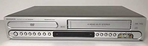 MAGNAVOX MDV560VR/17 DVD Player & VCR Combo