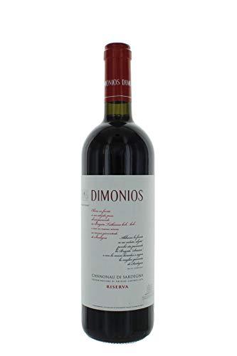 Cannonau Dimonios Riserva Doc Cl 75 Sella & Mosca