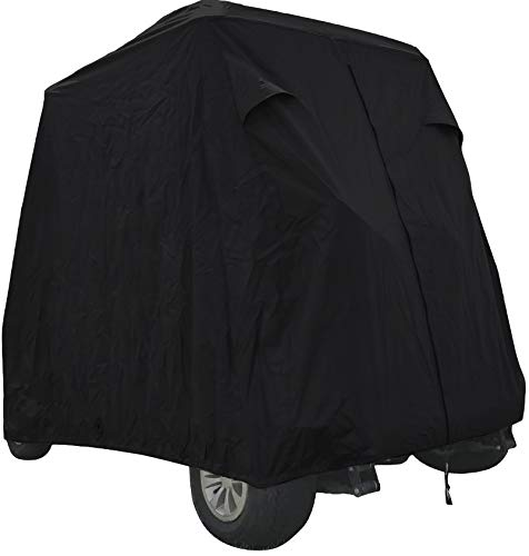 Summates Golf Cart Cover, Fits Yamaha Drive, EZ Go,Club Car...