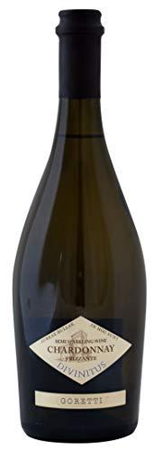 DIVINITUS - Chardonnay Frizzante - Goretti - DOC Colli Perugini - Umbria - 0,75 lt - Vino Bianco