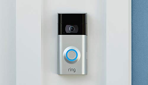 Ring Video Doorbell 2 with HD Video,...