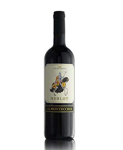 Colli Euganei Merlot D.O.C. 2016  La Montecchia - Conte Emo Capodilista - Cassa da 3 bottiglie