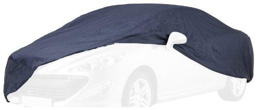 """Cartrend 70331 Vollgarage \""""New Generation\"""" wetterfest, Größe S, Polyester blau, für VW-Polo u. ä. Modelle"""