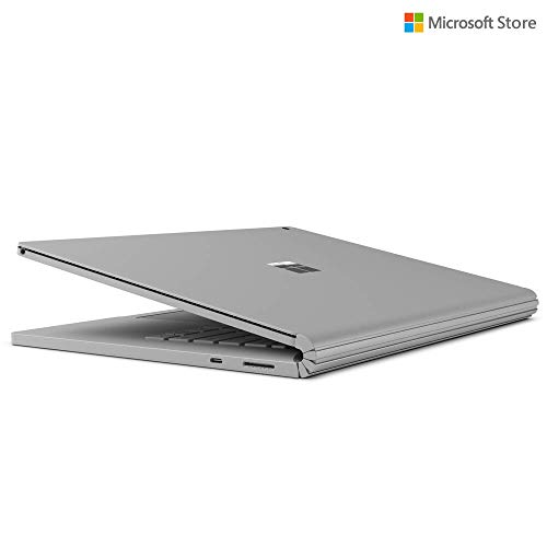 Microsoft Surface Book 2 Intel Core i7 8th Gen 13.5 inch Touchscreen 2-in-1 Laptop (8GB/256GB/Windows 10 Pro/Integrated Graphics/Platinum/1.642kg), HN4-00033 9