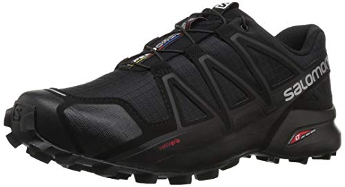 Salomon Speedcross 4 Zapatillas de Trail Running Hombre, 40 2/3 EU