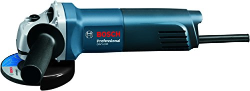 BOSCH GWS 600 professional Angle Grinder for Metal Working (with Brush Motor & Protective Guard -...