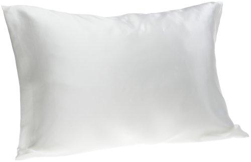 SpaSilk 100% Pure Silk Pillowcase for Hair and Skin Beauty,...