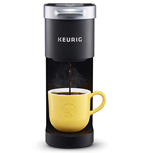 Keurig K-Mini Coffee Maker, Single Serve K-Cup Pod Coffee Brewer,...