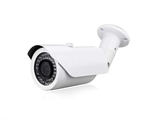 RVT Telecamera VARIFOCALE 2.8 12 MM Bullet 5 MPX Visione Notturna 50 Metri IMPOSTAZIONE PARAMETRI con Comando UTC 4IN1