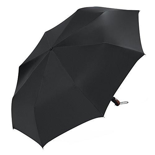 PLEMO 傘カバー 超吸水 傘ケース 2面吸水 折りたたみ傘用 革新的な3種類の使い方 折り畳み傘袋 ブラック UC03