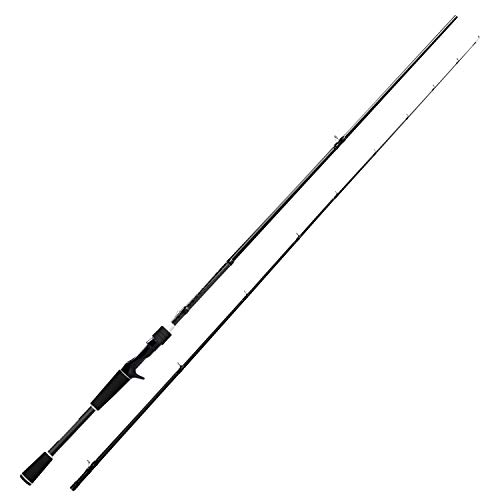 KastKing Perigee II Fishing Rods, Casting Rod 6ft 6in-Medium Heavy - Fast-2pcs