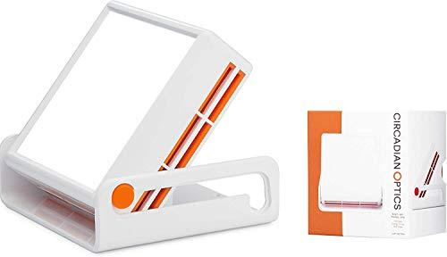 Circadian Optics Light Therapy Lamp - UV-Free LED Happy Mood...