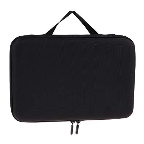Pure Black Protable Handbag Per Global Drone 007-3 RC Drone Parts Storage