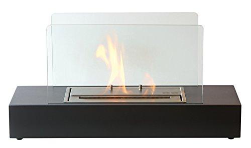 Tecno Air System Bio-fireplace Cremona Black