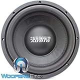 Two SA-10 D4 REV.3 - Sundown Audio 10' Dual 4-Ohm 750W RMS SA Series Subwoofers