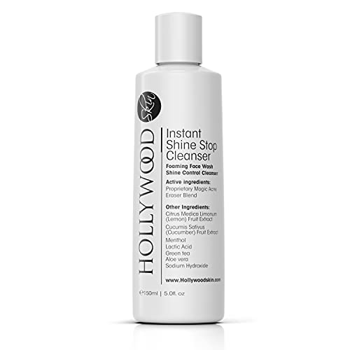 Oil control face wash - Anti blemish, purifying...
