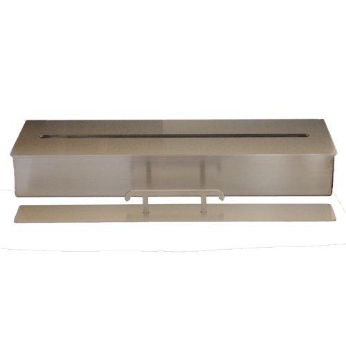Deka Interieurbouw Stainless Steel Burner Firebox Fireplace Table Decoration Bio Ethanol Gel 5 liters / 50 cm