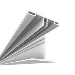 CeilingMAX 100 sq. ft. White Surface Mount Grid Kit