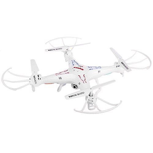 Syma, 1/X5C Drone Quadricottero a 6 Assi con Telecamera HD ad Alta Definizione e Controllo remoto...